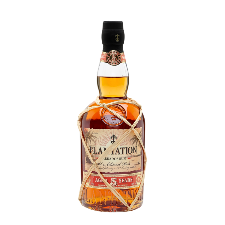 Plantation Barbados 5 Year Rum - Available at Wooden Cork