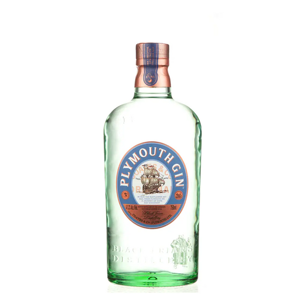 Plymouth Gin - Available at Wooden Cork