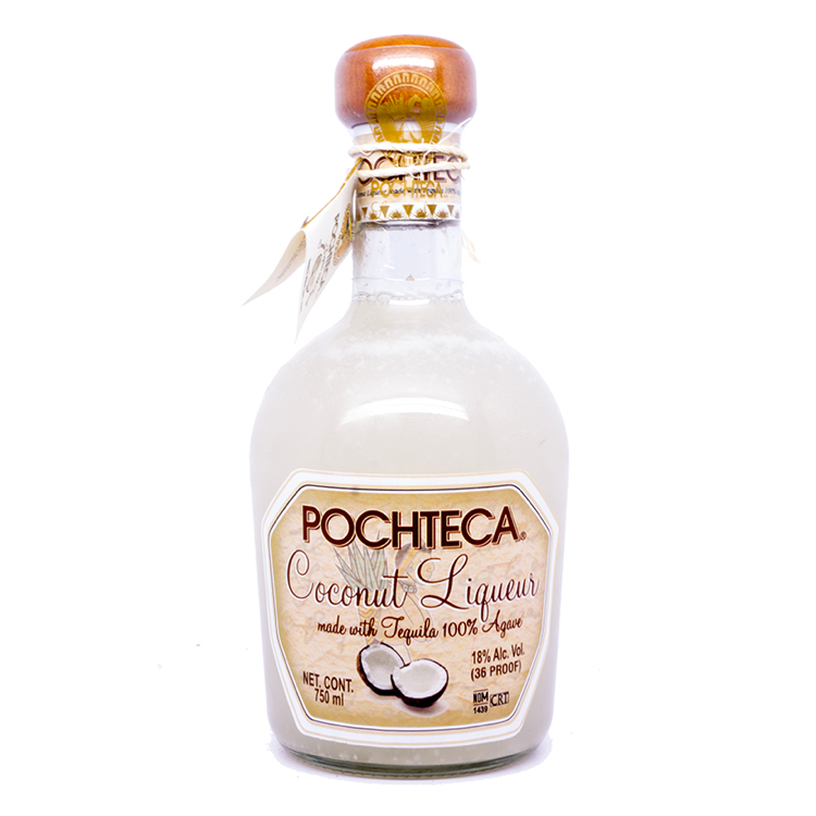 Pochteca Coconut Liqueur - Available at Wooden Cork