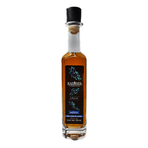 Razones Anejo Tequila - Available at Wooden Cork