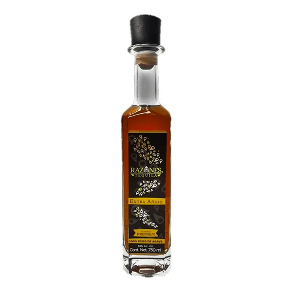 Razones Extra Anejo Tequila - Available at Wooden Cork