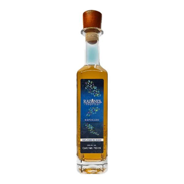 Razones Reposado Tequila - Available at Wooden Cork