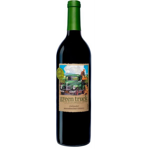 Red Truck Winery Green Truck Organic Cabernet Sauvignon - Available at Wooden Cork
