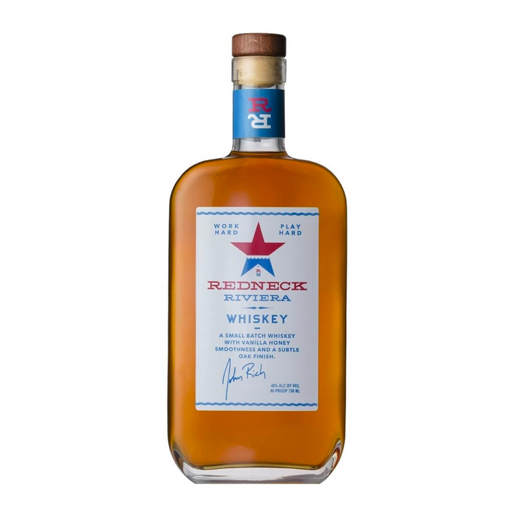 Redneck Riviera American Blended Whiskey - Available at Wooden Cork