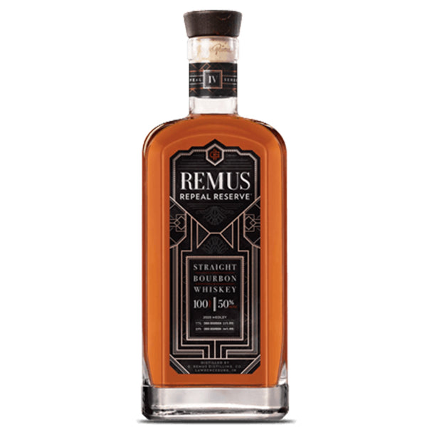 Remus Repeal Reserve Series IV Straight Bourbon Whiskey - Available at Wooden Cork