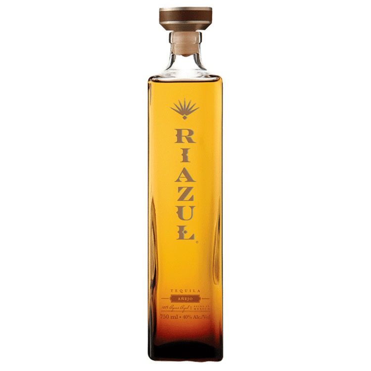 Riazul Tequila Anejo - Available at Wooden Cork