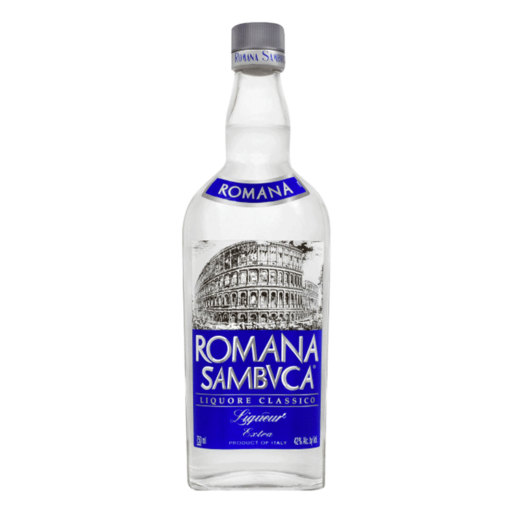 Romana Sambuca Liqueur - Available at Wooden Cork