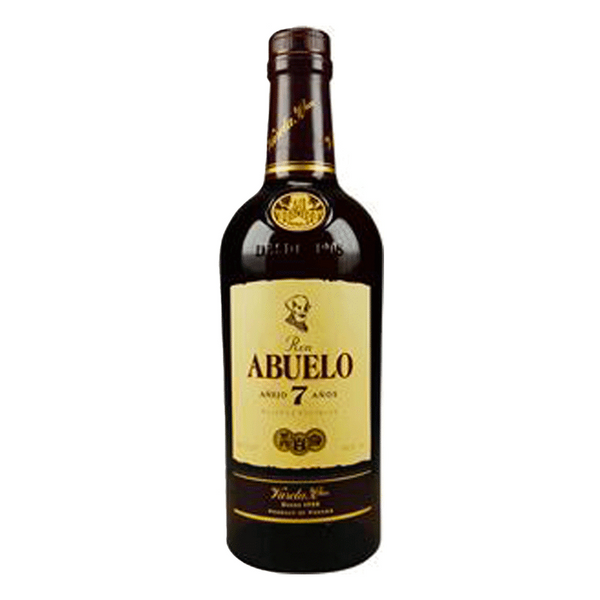 Ron Abuelo Anejo 7 Year Rum - Available at Wooden Cork