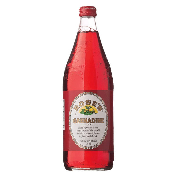 Rose's Grenadine - Available at Wooden Cork