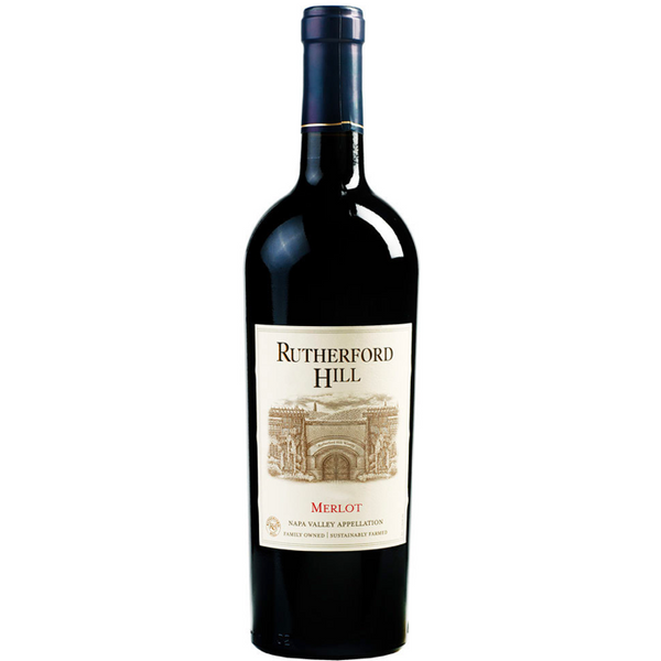Rutherford Hill Merlot - Available at Wooden Cork