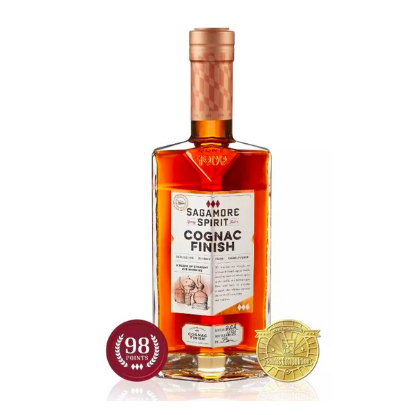 Sagamore Spirit Cognac Finish Rye Whiskey - Available at Wooden Cork