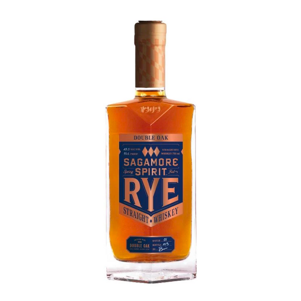 Sagamore Spirit Double Oak Rye Whiskey - Available at Wooden Cork