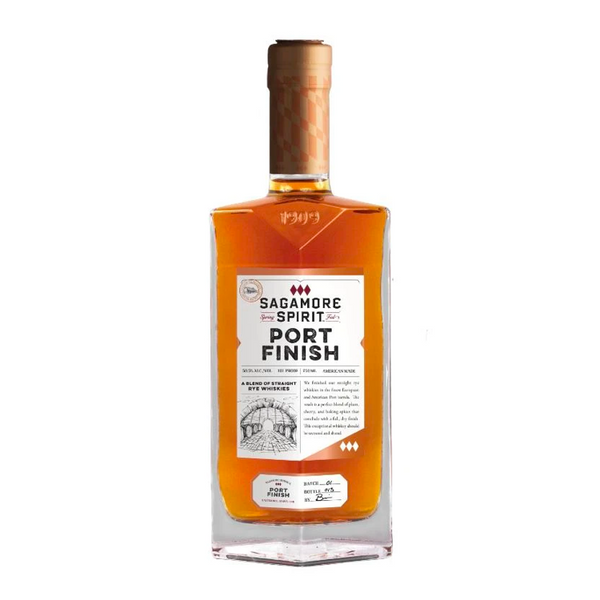 Sagamore Spirit Port Finish Rye Whiskey - Available at Wooden Cork