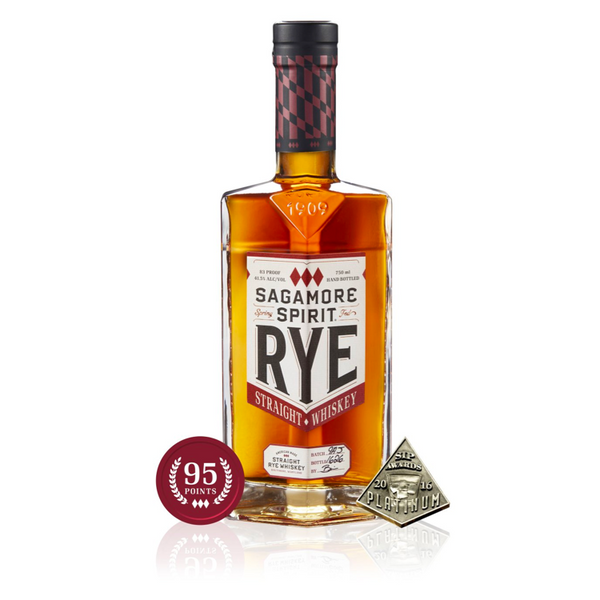 Sagamore Spirit Signature Rye Whiskey - Available at Wooden Cork