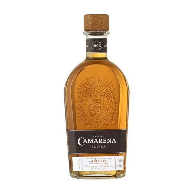 Familia Camarena Anejo Tequila - Available at Wooden Cork