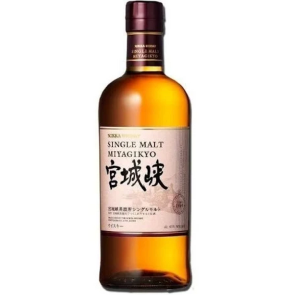 Nikka Coffey Miyagikyo Single Malt Whisky - Available at Wooden Cork
