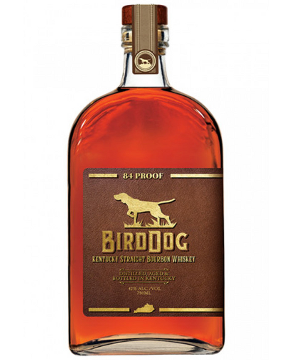Bird Dog 84 Proof Straight Bourbon Whiskey - Available at Wooden Cork