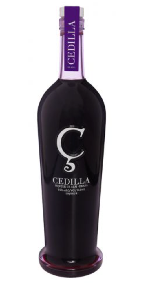 Cedilla Acai Liqueur - Available at Wooden Cork