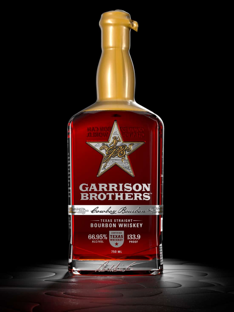 Garrison Brothers Cowboy Bourbon 2020 Release Texas Straight Bourbon Whiskey - Available at Wooden Cork