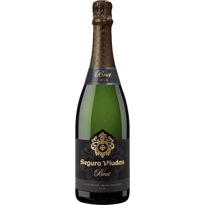 Segura Viudas Brut Reserva Champagne - Available at Wooden Cork