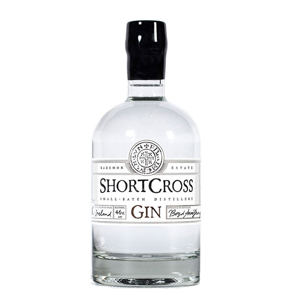 Shortcross Gin Small Batch Gin - Available at Wooden Cork