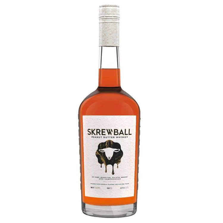 Skrewball Peanut Butter Whiskey - Available at Wooden Cork