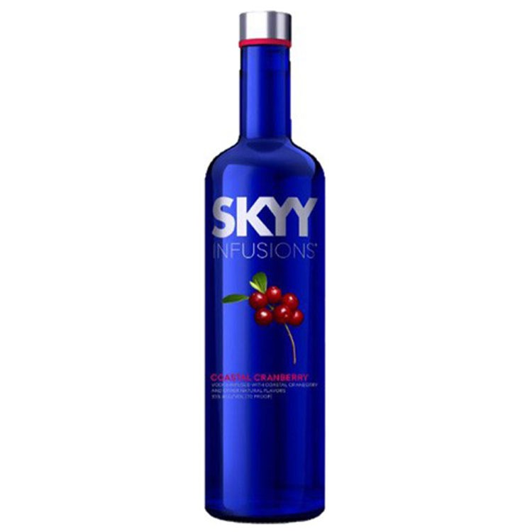 SKYY Infusion Coast Cranberry  by SKYY