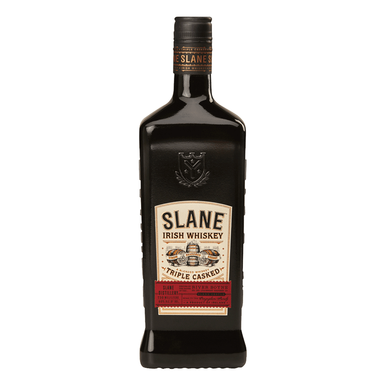 Slane Irish Whiskey - Available at Wooden Cork