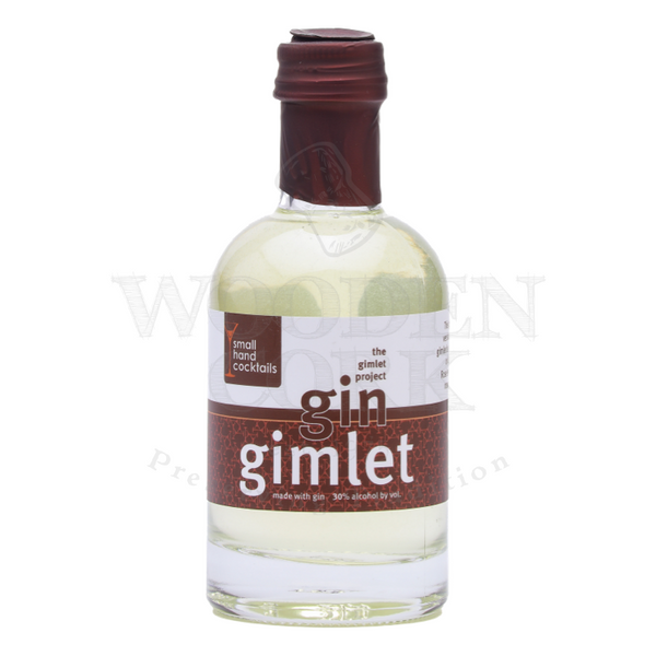 Small Hand Cocktails Gin Gimlet 200ml - Available at Wooden Cork