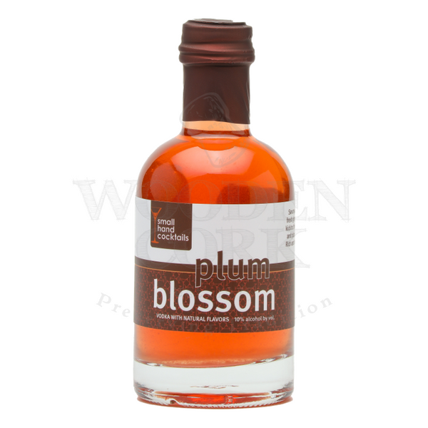 Small Hand Cocktails Plum Blossom 200ml - Available at Wooden Cork