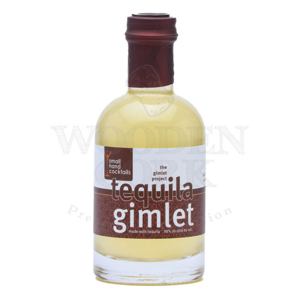 Small Hand Cocktails Tequila Gimlet 200ml - Available at Wooden Cork