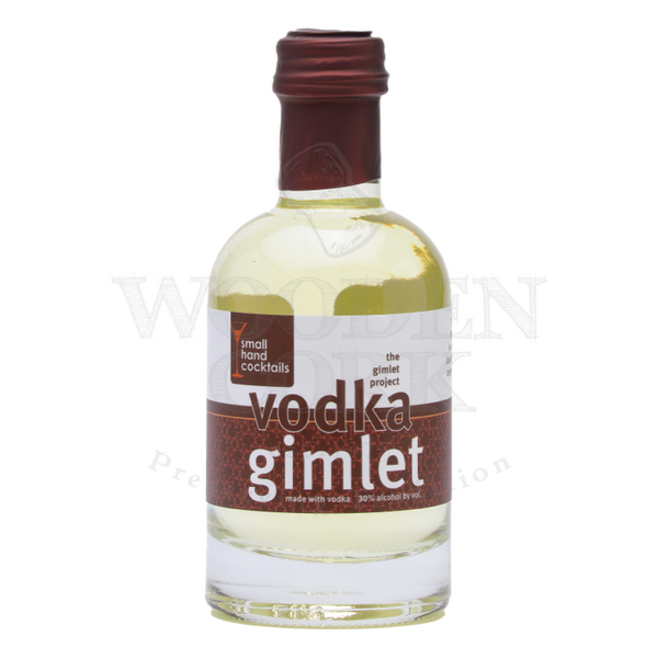 Small Hand Cocktails Vodka Gimlet 200ml - Available at Wooden Cork