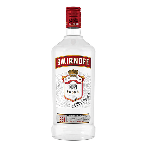 Smirnoff Vodka 1.75L - Available at Wooden Cork