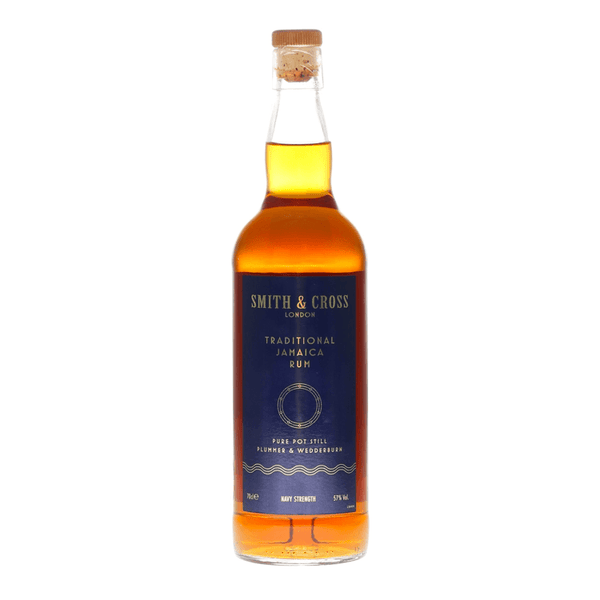 Smith & Cross Jamaican Rum - Available at Wooden Cork