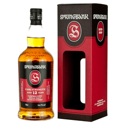 Springbank 12 Year Cask Strength Scotch Whiskey  by Springbank