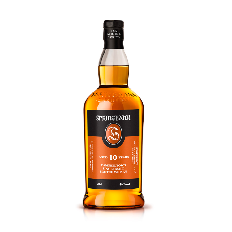 Springbank 10 Year Old - Available at Wooden Cork