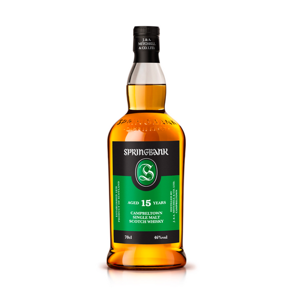 Springbank 15 Year Old - Available at Wooden Cork