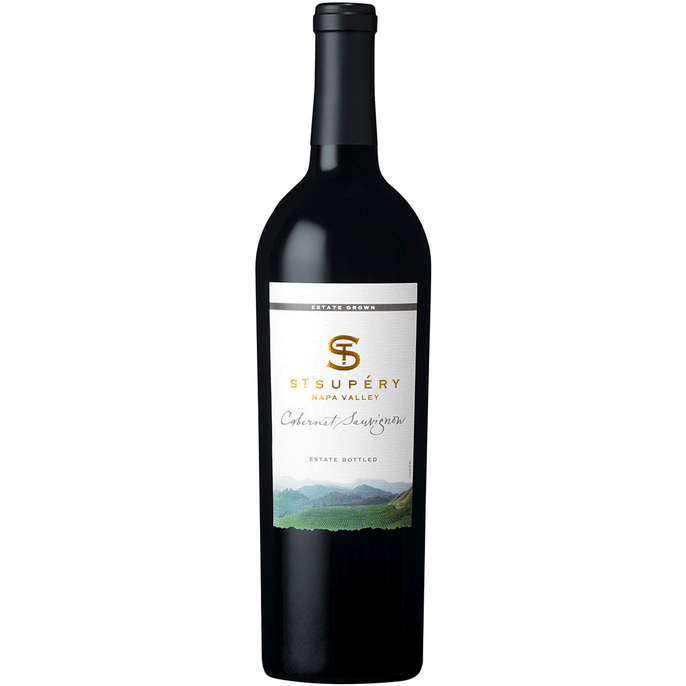 St. Supery Napa Valley Cabernet Sauvignon - Available at Wooden Cork