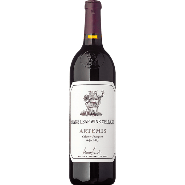 Stags' Leap Wine Cellars Artemis Cabernet Sauvignon - Available at Wooden Cork