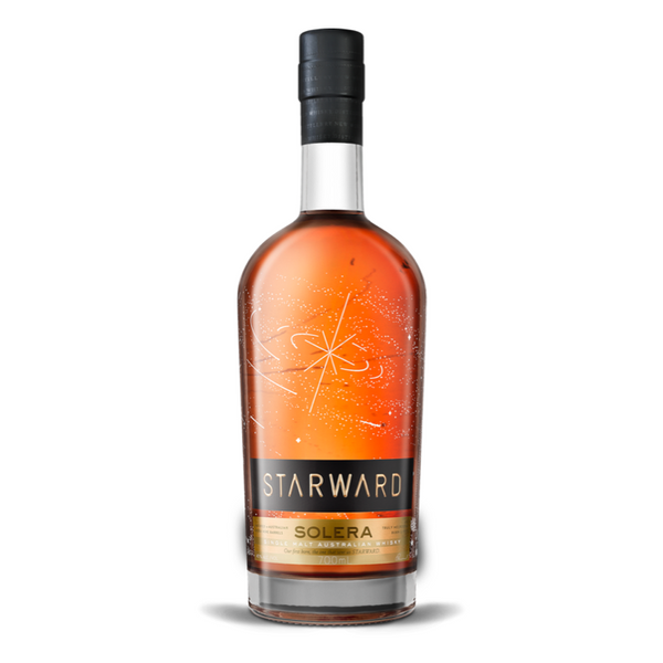 Starward Solera Australian Whiskey - Available at Wooden Cork