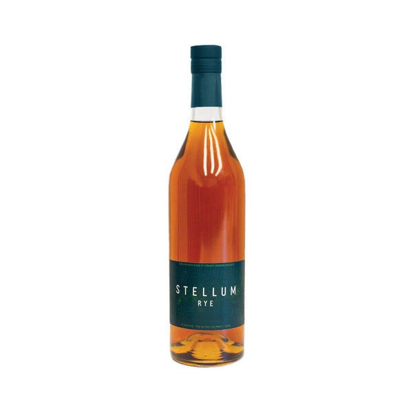 Stellum Rye Whiskey - Available at Wooden Cork