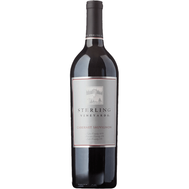 Sterling Vineyards Napa Valley Cabernet Sauvignon - Available at Wooden Cork