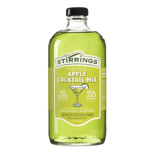 Stirrings Apple Martini Mixers - Available at Wooden Cork