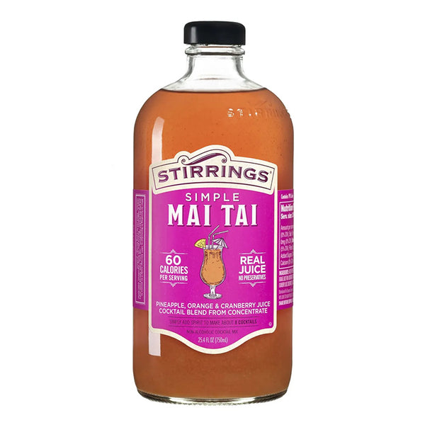Stirrings Mai Tai Mix - Available at Wooden Cork