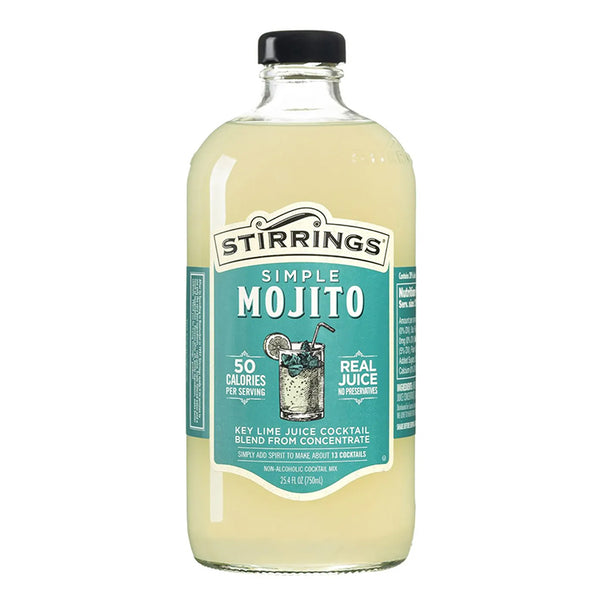Stirrings Mojito Mix - Available at Wooden Cork