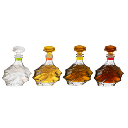 Tierra Sagrada Mini Collection 100ML 4 Pack Set Tequila - Available at Wooden Cork