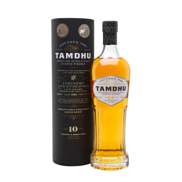Tamdhu 10 Year - Available at Wooden Cork