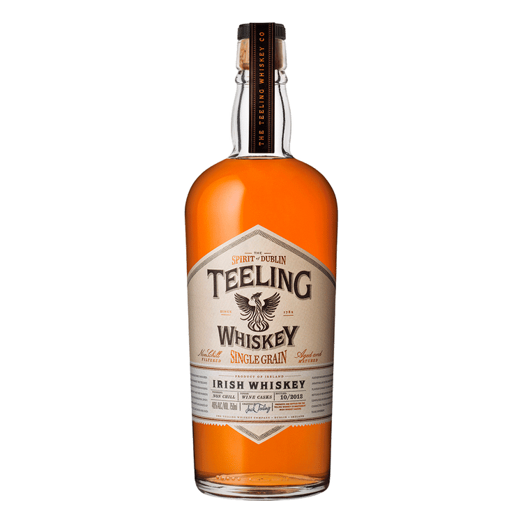 Teeling Single Grain Whiskey - Available at Wooden Cork