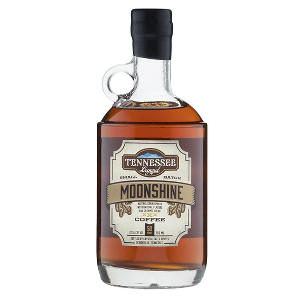 Tennessee Legend Coffee Moonshine - Available at Wooden Cork
