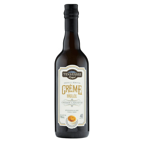 Tennessee Legend Creme Brulee Cream Liqueur - Available at Wooden Cork